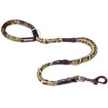 "Ezydog Mutley Dog Leash - 25"" in Green Camo - Closeouts"