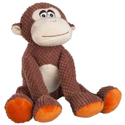 fabdog Floppy Monkey Dog Toy in See Photo - Closeouts