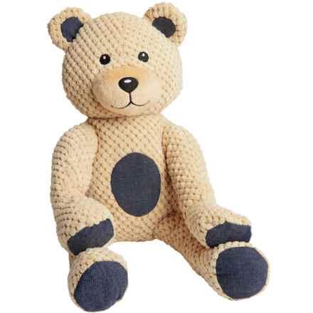 fabdog Floppy Teddy Bear Dog Toy in Beige - Closeouts