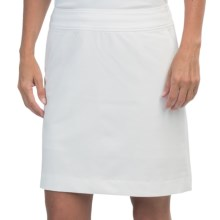 Fairway & Greene Anna Skort (For Women) in White - Closeouts