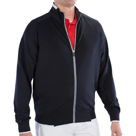 Fairway & Greene Caves Jacket (For Men) in Black