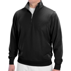 Fairway & Greene Caves Tech Pullover - Zip Neck, Long Sleeve (For Men) in Hot