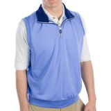 Fairway & Greene Caves Tech Vest - Zip Neck (For Men)