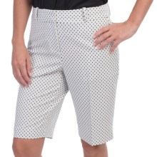 Fairway & Greene Sophie Shorts (For Women) in White - Closeouts
