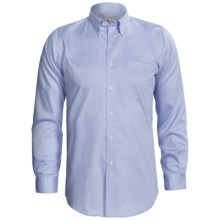 Fairway & Greene Twill Sport Shirt - Button-Down, Long Sleeve (For Men) in Blue - Closeouts