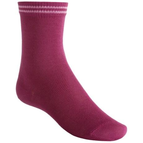 Falke 2 Friends Socks - 2-Pack, Crew ( For Kids) in Raspberry