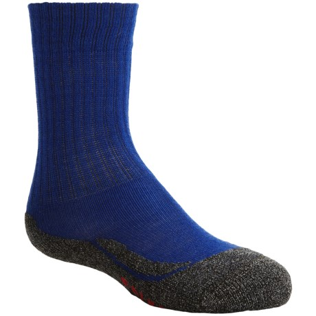 Falke Active Warm Crew Socks - Lightweight (For Kids) in Ink