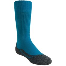 Falke Active Warm Crew Socks - Lightweight (For Kids) in Turquoise - Closeouts
