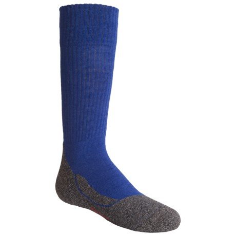 Falke Active Warm Crew Socks - Lightweight (For Youth) in Ink