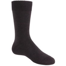 Falke Comfort Wool Socks (For Youth) in Dark Brown - Closeouts