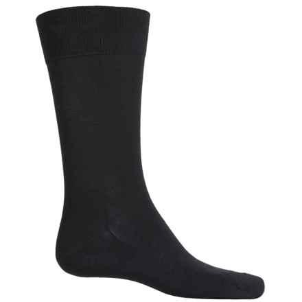 Falke Cool 24/7 Socks - Crew (For Men) in Black - Closeouts