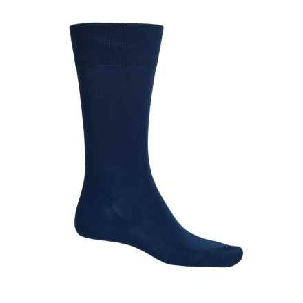 Falke Cool 24/7 Socks - Crew (For Men) in Royal - Closeouts