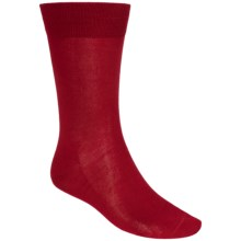 Falke Family Cotton Socks - Lightweight (For Men) in Cranberry - Closeouts
