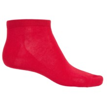 Falke Family Short Solid Socks - Ankle (For Men) in Red - Closeouts