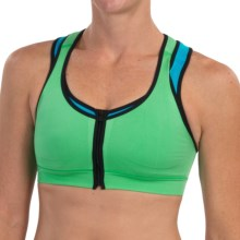 Falke High Support Sports Bra - High Impact (For Women) in Apple - Closeouts