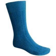Falke Lhasa Socks - Merino Wool, Cashmere (For Men) in Turquoise - Closeouts