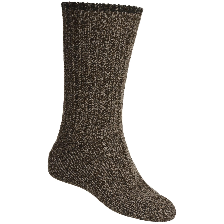 falke ribbed boot socks wool blend for and