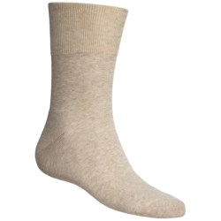 Falke Run Classic Socks (For Men and Women) in Sand Melange