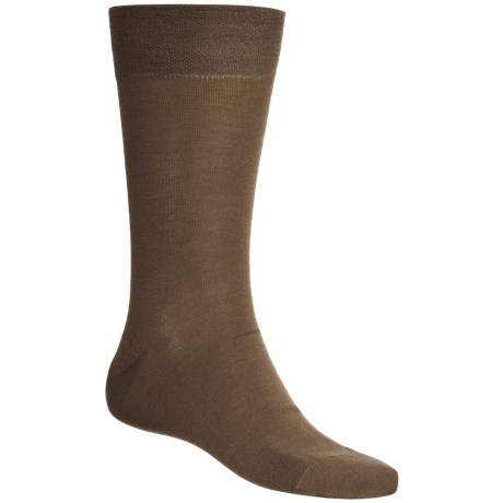 Falke Sensitive Berlin Socks - Wool Blend (For Men) in Humus