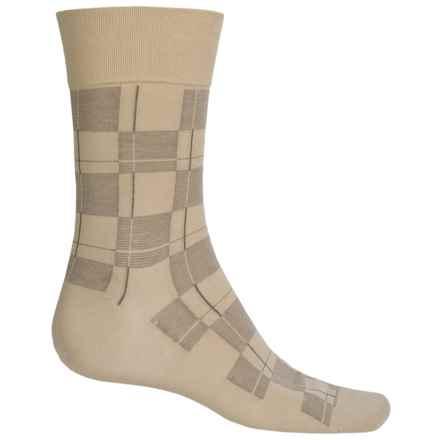 Falke Sensitive Line Socks - Crew (For Men) in Sand - Closeouts