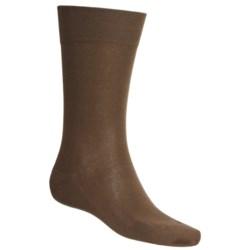 Falke Sensitive London Socks (For Men) in Scarlet