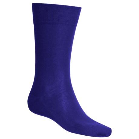 Falke Sensitive London Socks (For Men) in Royal