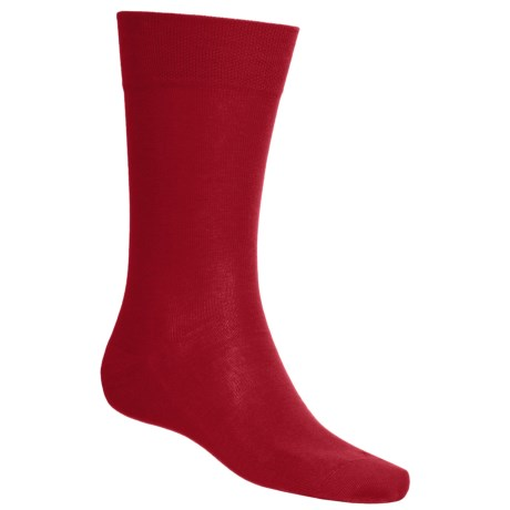 Falke Sensitive London Socks (For Men) in Scarlet