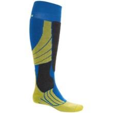 Falke SK2 Ski Socks - Merino Wool, Over the Calf (For Men) in Royal - Closeouts