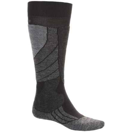 Falke SK2 Ski Socks - Over the Calf (For Women) in Black - Closeouts