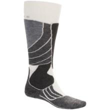 Falke SK2 Ski Socks - Over the Calf (For Women) in Off White - Closeouts