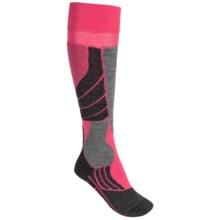 Falke SK2 Trend Ski Socks (For Women) in Hibiscus - Closeouts