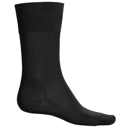 Falke Tiago Socks - Crew (For Men) in Dark Brown - Closeouts