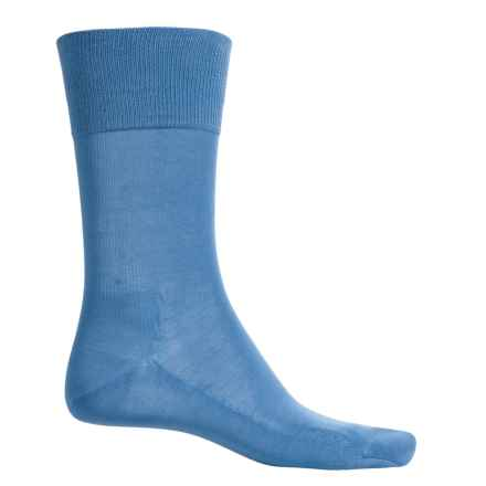 Falke Tiago Socks - Crew (For Men) in Linen - Closeouts