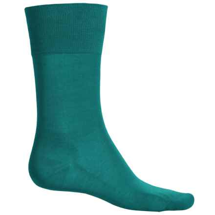 Falke Tiago Socks - Crew (For Men) in Persian Green - Closeouts