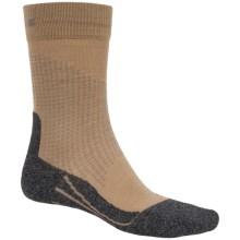Falke TK Stabilizing Compression Hiking Socks - Merino Wool, Crew (For Men) in Beige - Closeouts