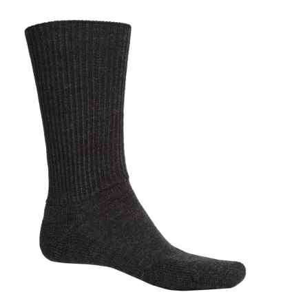 Falke Walkie Ergo Midweight Socks - Merino Wool, Crew (For Men) in Anthra Mel - Closeouts