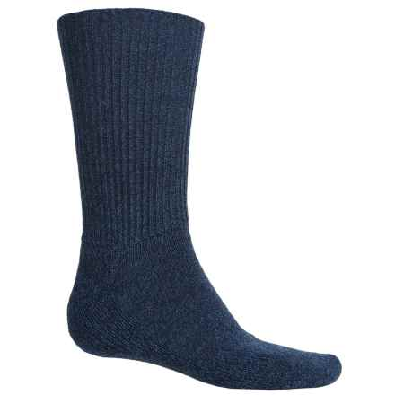 Falke Walkie Ergo Midweight Socks - Merino Wool, Crew (For Men) in Jeans - Closeouts