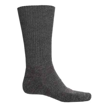 Falke Walkie Ergo Midweight Socks - Merino Wool, Crew (For Men) in Smog - Closeouts