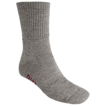 Falke Walkie Light Socks - Wool, Crew (For Men) in 4310 Light Brown - Closeouts