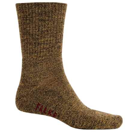 Falke Walkie Light Socks - Wool, Crew (For Men) in Golden Oak - Closeouts