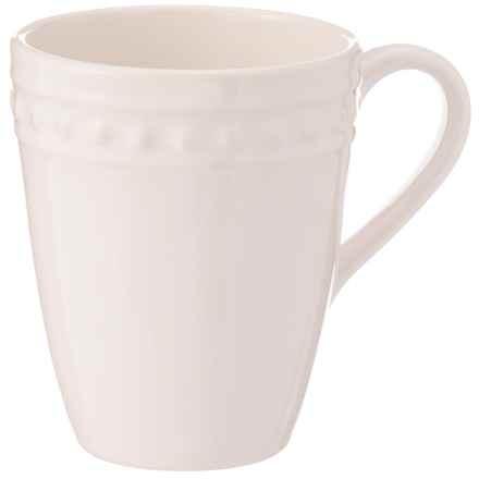 Fapor Made in Portugal Delmar Mug in White - Closeouts