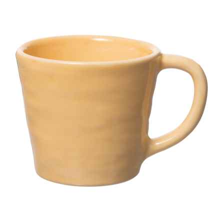 Fapor Made in Portugal Yellow Mug in Yellow - Closeouts