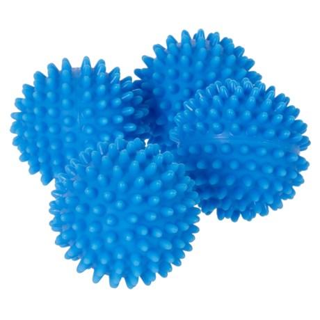 Farberware Classic Series Dryer Balls - Set of 4 in Blue