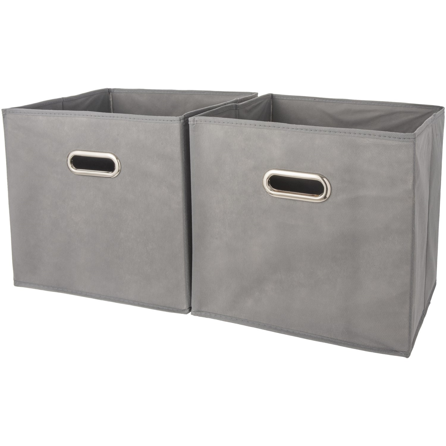 Click to expand  sc 1 st  Sierra Trading Post & Farberware Collapsible Storage Bins - 12u201d Set of 2 - Save 33%