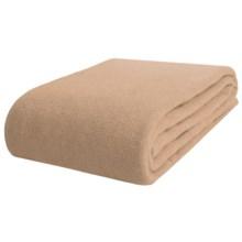 Faribault Woolen Mill Co. Wool Blanket - Twin in Tan - Closeouts