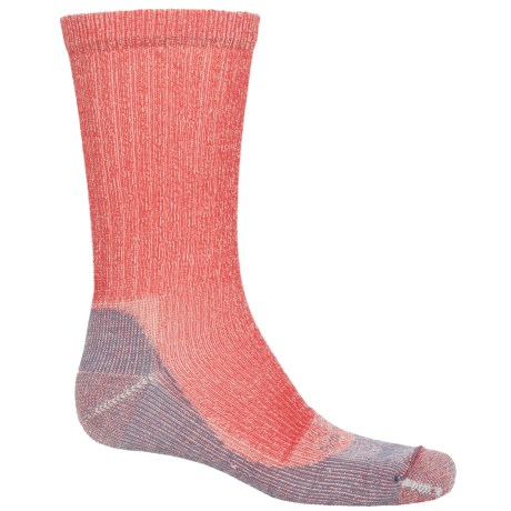 Farm to Feet Boulder  Hiking Socks - Merino Wool, Crew (For Men) in Formula One