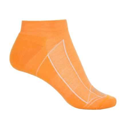 Farm to Feet Greensboro Sporting Socks - Merino Wool, Ankle (For Women) in Blazing Orange - Closeouts