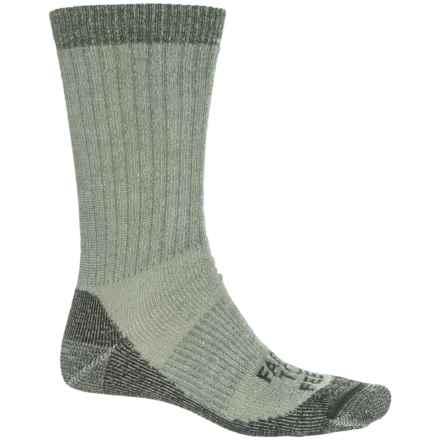 Farm to Feet Jamestown Hiking Socks - Merino Wool, Crew (For Men) in Sycamore - Closeouts