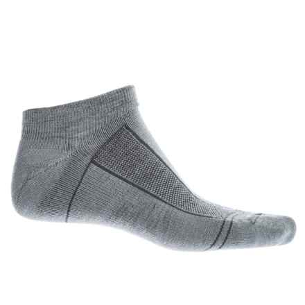 Farm to Feet Sport Greensboro Low Socks - Merino Wool, Ankle (For Men and Women) in Monument - Closeouts