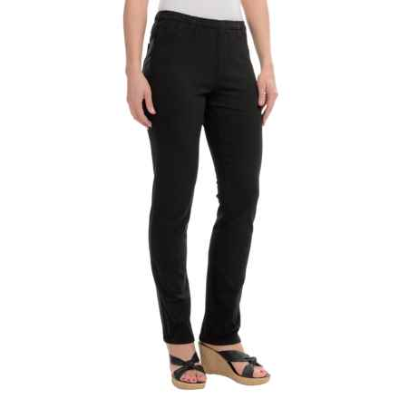 FDJ French Dressing Diva Jeggings (For Women) in Black - Closeouts